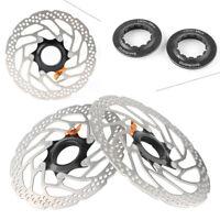 For bike SM-RT30 Center Lock Brake Rotor Disc 160mm/180mm Mountain Bike