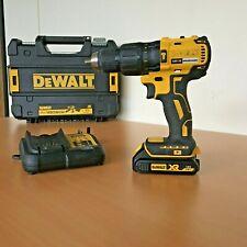 DeWalt DCD778 18V 1.5AH Li-ion XR BRUSHLESS Cordless Combi Drill DCB181