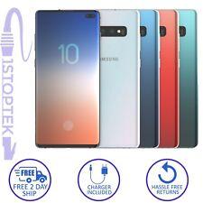 Samsung Galaxy S10+ Plus 128GB G975U Factory GSM CDMA Unlocked - Excellent