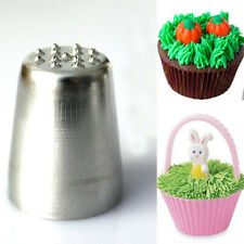 Grass Hair Icing Piping Nozzle Tip Cupcake Cake Decorating Pastry Tip Tool Best