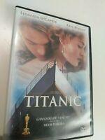 DVD Titanic avec Leonardo Dicaprio Y Kate Winsley