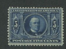 1904 US Stamps #326 5c Mint Hinged Fine OG Louisiana Purchase Exposition Issue