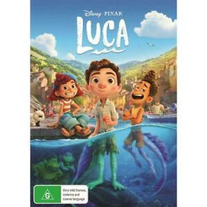 LUCA : NEW Disney-Pixar DVD