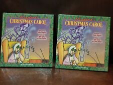 New Maxine's Christmas Carol Book Shoebox Gray & Taylor