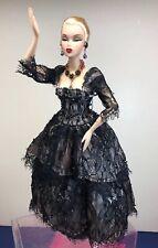 "12.5"" Fashion Royalty Integrity ""Raison D Etre"" Resin Doll Beautiful W/ Ling"