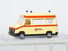 Praline 3289  Fiat Ducato RTW KTW Malteser Hilfsdienst   1:87  OVP