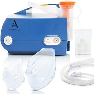 Portable Compressor Nebulize System for Adults & Children