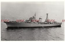 "Photograph Soviet Navy. ""Magomed Gadzhiev"" Don-class submarine tender Rare! 1970"