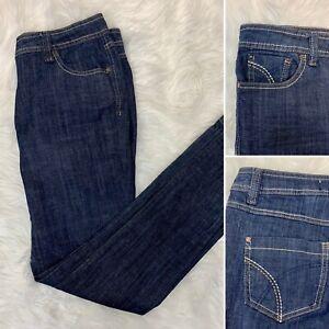 Sz 12L - Next - Jeans Skinny Pockets Stretch Stitch Detail VGC