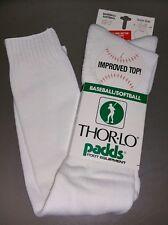 NEW ThorLo Padds BASEBALL Softball SPORTS SOCKS SIZE 13-15 VINTAGE shoes thorlos