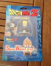 Vintage official TOEI#DRAGON BALL Z Series Spin warriors #MOC