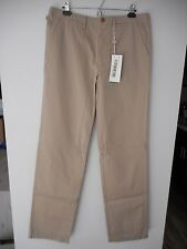 NWT  R.E.D. Valentino Men's 100% Cotton Pants Size 52  Made in Italy Current