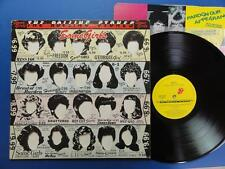 ROLLING STONES  SOME GIRLS RS 78 Sensored Sleeve UK LP nr EX