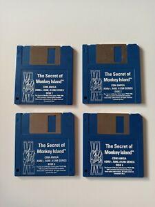 The Secret Of Monkey Island - Amiga game