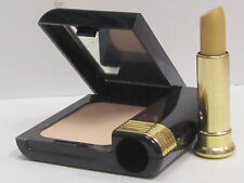 Elizabeth Arden Flawless Finished Pressed Powder Translucent Light & Lipstick