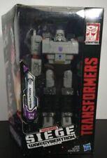 Megatron Voyager Class Transformers Siege G1 War For Cybertron Figure MIB NEW!