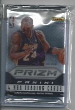 2012-13 Panini Prizm - Sealed Retail Pack - 4 cards -1st Year Prizm