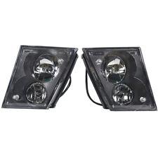 Fit for 2003-2017 Volvo VN/VNL Truck Driving Fog Light Lamp Pair Right Left Side