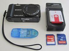 Sony Cyber-shot DSC-HX7V 16.2 Megapixel Digital Camera - Black