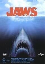 JAWS Roy Scheider, Robert Shaw, Richard Dreyfuss DVD NEW