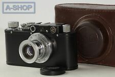 LEICA BERLIN 1936 ( fed copy, replica ) VERY NICE BLACK CAMERA! #180188