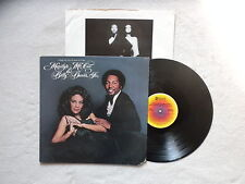 "LP Marilyn McCoo & Billy Davis Jr.""I Hope We Get To Love In Time"" ABC RECORDS §"