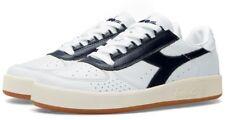 Scarpe Uomo Diadora B.Elite Premium Bianco Sneakers Man White - 44.5