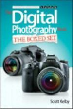 Scott Kelby's Digital Photography Boxed Set, Parts 1, 2, 3, 4, and 5, Kelby, Sco