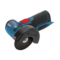 Bosch Cordless Angle Grinder GWS 10.8-76V-EC(BareTool/Without battery & charger)