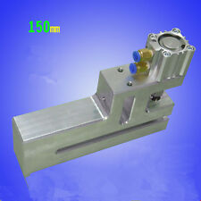 Portable Round Hole Pneumatic Air-operated Punching Machine For Plastic Film Pol