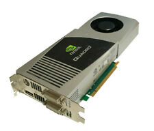 Nvidia Quadro Fx 5800 Graphic Card P607 Display Port DVI VCQFX5800SDI-PCIE-PB