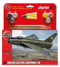 Airfix 1/72 Anglais électrique éclair F.2A Ensemble Cadeau # A55305