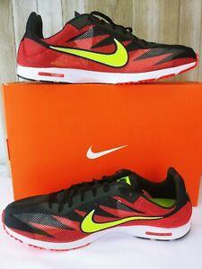 NEW Nike Zoom Streak XC 3 Solar Running Shoes 446353 670 Mens 15 Womens 16.5