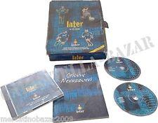 INTER IN CD-ROM (1999) 2 CD ROM BOX SET + LIBRETTO