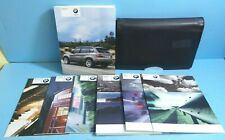 06 2006 BMW X5/X5 3.0si/X5 4.8i owners manual with Navigation