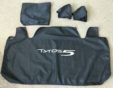 More details for yamaha tyros 5 76 note keyboard cover set