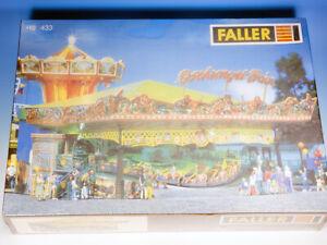 """Faller 433 Karussell """"Dschungel-Train"""" - Spur H0"""