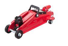 Hyper Tough 2 Ton Trolley Jack Red/Black Automotive Tools Equipment
