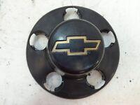 Chevy S10 Black Center Cap 15661026 95 96 97 98 99 00 01 02 03 4x2 OEM