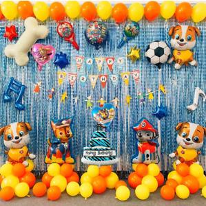 Paw Patrol Party Decorations Paw Patrol Balloons Paw Patrol Birthday Decorations