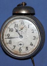 Antique German Haller Desk Alarm Clock