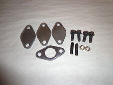 66-71 426 Hemi Intake and Exhaust Manifold Heat Tube Block Off Plate Set