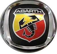 #FREGIO  #ABARTH #ANTERIORE DIAM 95 mm  #EMBLEM  #BADGE
