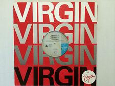 "PAULA ABDUL STRAIGHT UP 12"" 45 rpm POWER MIX ORIGINAL AUSTRALIAN 1989 RELEASE"
