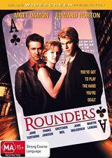 ROUNDERS Matt Damon / Edward Norton DVD R4