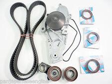 OE 97-04 3/3.2/3.5L MDX CL TL Accord Pilot Odyssey Timing Belt Kit+Water Pump