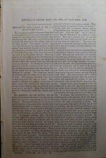 USA Relation Japan  1849 California Gold Rush - Veracruz Mexico Pico de Orizaba