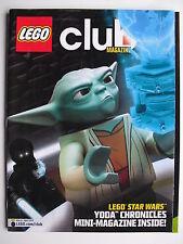 LEGO STAR WARS March-April 2013 LEGO CLUB Magazine + YODA CHRONICLES MINI-MAG