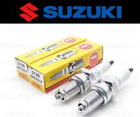 Set of (2) NGK DPR7EA-9 Spark Plug Suzuki (See Fitment Chart) #09482-00354