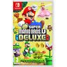Nintendo Switch New Super Mario Bros. U Deluxe Video Game Region Free